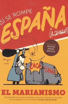 Así se rompe España