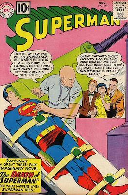 Superman Vol. 1 / Adventures of Superman Vol. 1 (1939-2011) (Comic Book) #149