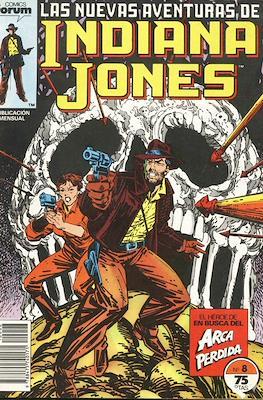 Indiana Jones #8