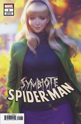 Symbiote Spider-Man (2019 - Variant Covers) (Comic Book) #1.2
