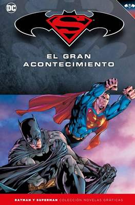 Batman y Superman. Colección Novelas Gráficas #18