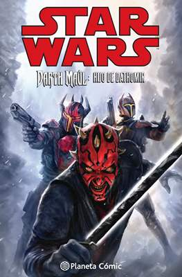 Star Wars - Darth Maul: Hijo de Dathomir
