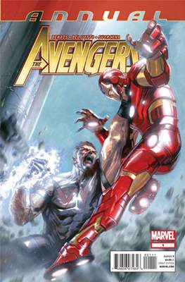The Avengers Annual Vol. 4 (2012)