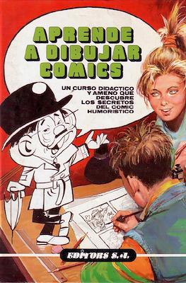 Aprende a dibujar cómics