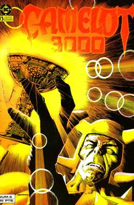 Camelot 3000 (Grapa) #6