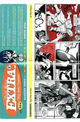 Dark Horse Extra (Tabloid) #50