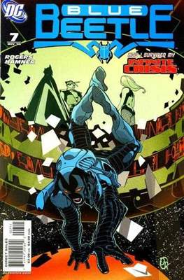 Blue Beetle Vol. 8 #7