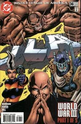 JLA Vol. 1 (1997-2006) (Comic-Book) #36