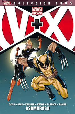V+X . 100% Marvel (Rústica con solapas) #2