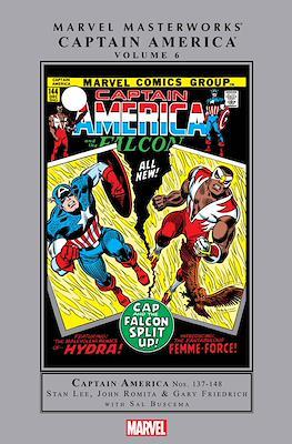 Marvel Masterworks: Captain America (Hardcover) #6