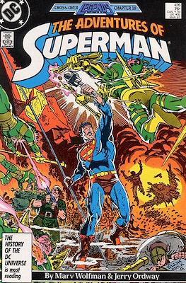 Superman Vol. 1 / Adventures of Superman Vol. 1 (1939-2011) (Comic Book) #426