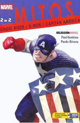 Selección Marvel 2 (Rústica) #2