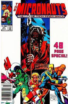 The Micronauts Vol.1 (1979-1984) (Comic Book 32 pp) #57
