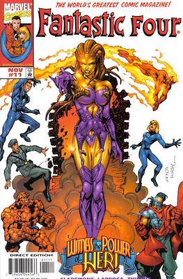 Fantastic Four Vol. 3 (Comic Book) #11
