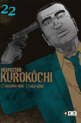 Inspector Kurokôchi (Rústica) #22