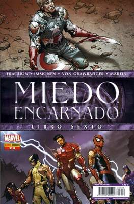 Miedo Encarnado (2011-2012) (Grapa) #6