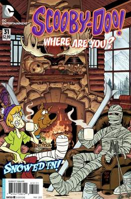 Scooby-Doo! Where Are You? (Comic Book) #31
