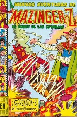Nuevas aventuras de Mazinger-Z, el robot de las estrellas (Grapa) #25