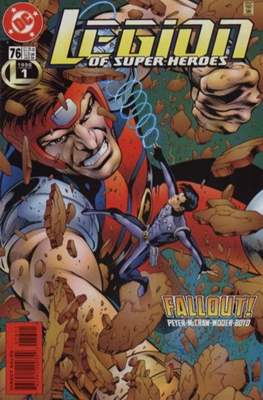 Legion of Super-Heroes Vol. 4 (1989-2000) (Comic-book) #76