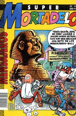 Super Mortadelo (Grapa, 52 páginas (1987)) #116