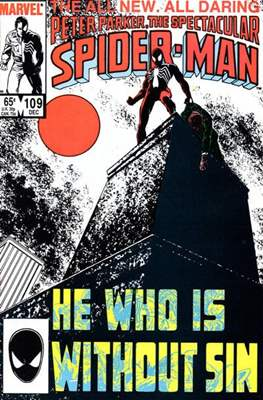 The Spectacular Spider-Man Vol. 1 (Comic Book) #109