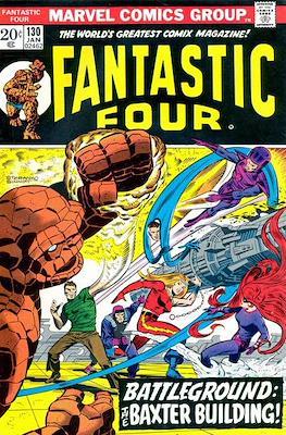 Fantastic Four Vol. 1 (1961-1996) (saddle-stitched) #130