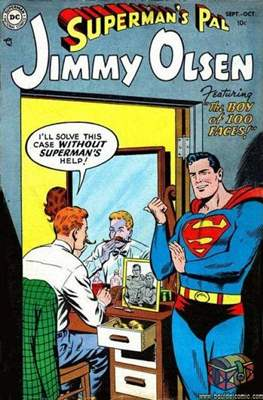 Superman's Pal, Jimmy Olsen / The Superman Family (Comic Book) #1