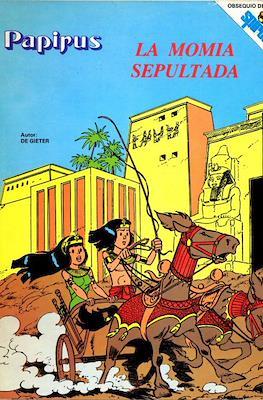 Papyrus: La momia sepultada