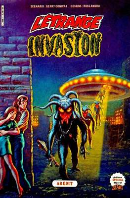 L'étrange invasion