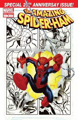 The Amazing Spider-Ham - Special 25th Anniversary Issue!