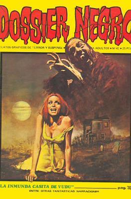 Dossier Negro (Rústica y grapa [1968 - 1988]) #42