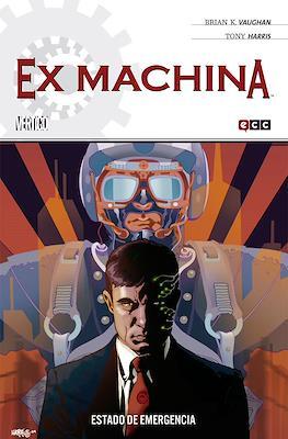 Ex Machina (Rústica) #1