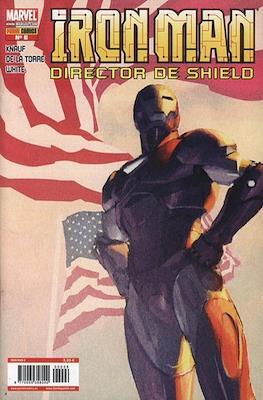 Iron Man: Director of SHIELD / Iron Man & Máquina de Guerra / El Invencible Iron Man (2008-2011) #6