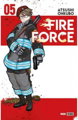 Fire Force (Rústica) #5