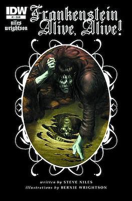 Frankenstein Alive, Alive! (Comic-book) #1