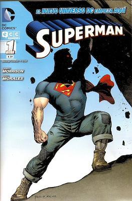 Superman: Nuevo Universo DC #1