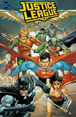 Justice League Vol. 4 (2018- ) (Softcover) #4
