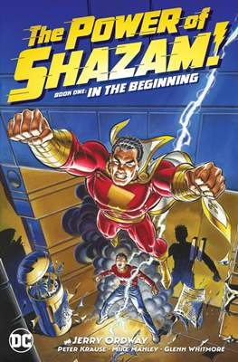 The Power of Shazam! by Jerry Ordway #1