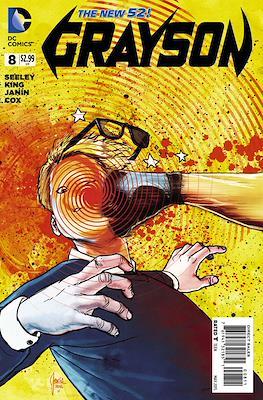 Grayson (2014-2016) (Comic-Book) #8