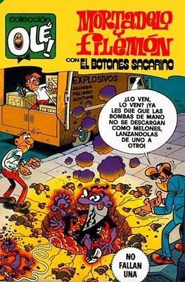 Colección Olé! (Rústica 64-80 pp 1ª Edición) #205