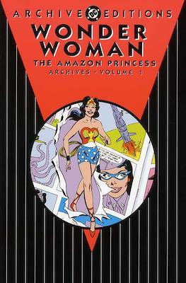 DC Archive Editions. Wonder Woman The Amazon Princess