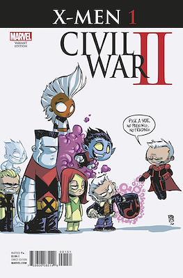 Civil War II: X-Men (Variant Covers)