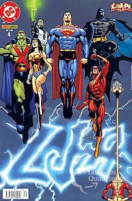 Liga da Justiça. 1ª série #4