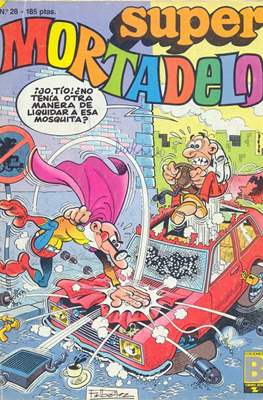 Super Mortadelo (Grapa, 52 páginas (1987)) #28