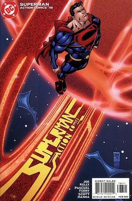 Action Comics Vol. 1 (1938-2011; 2016-) (Comic Book) #786