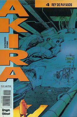 Akira (Rústica, 64 páginas) #4
