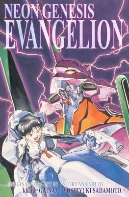 Neon Genesis Evangelion (Rústica 3-in-1 Edition) #1
