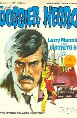 Dossier Negro (Rústica y grapa [1968 - 1988]) #157