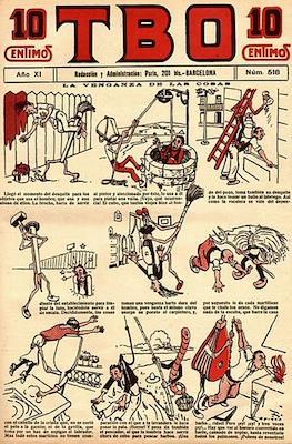 TBO (1917-1938) (Cuaderno) #518
