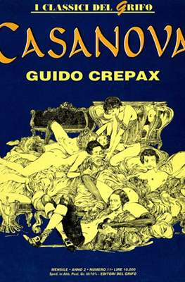 I classici Del Grifo #11